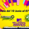 #CasasdeBotellas nominado a los MTV #MillennialAwards